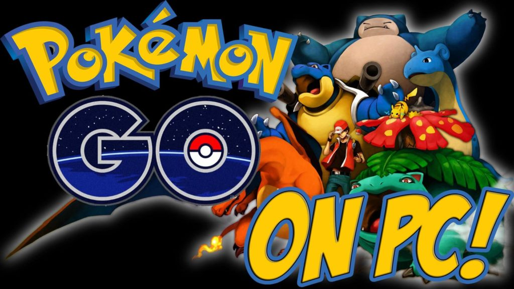 How to Play Pokemon Go On PC With Bluestacks?