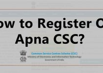 how to register on apna csc