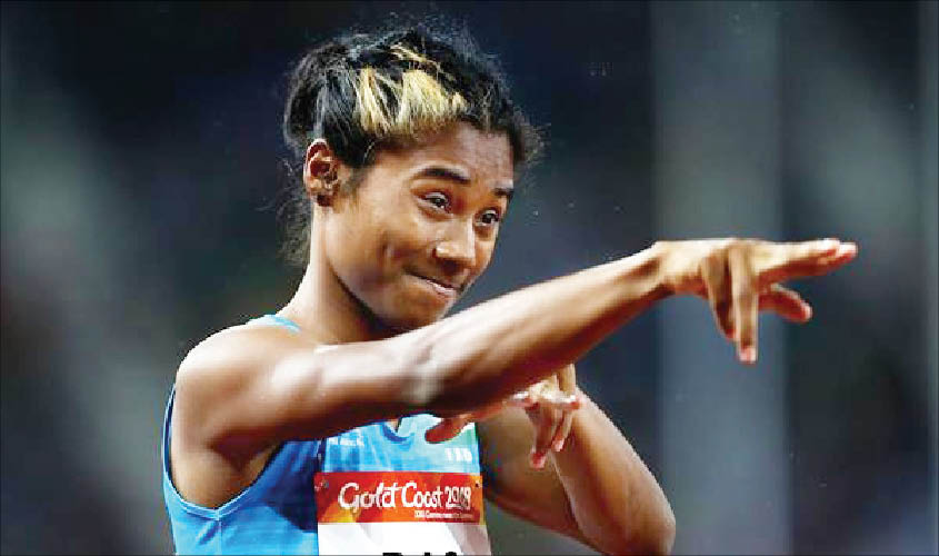 Hima Das Wiki, Biography, Images, Age, Records, Medals, Family