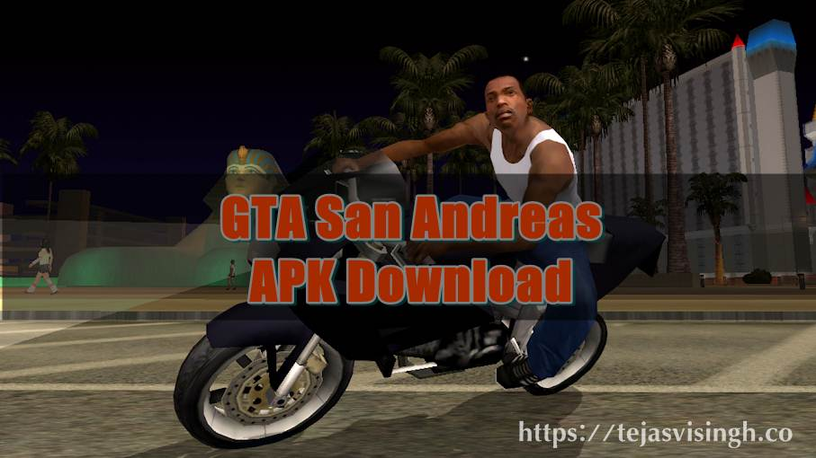 GTA San Andreas Apk Download Mod for Android