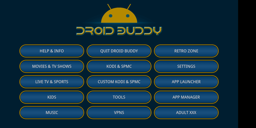 Droid Buddy 2 Apk Download