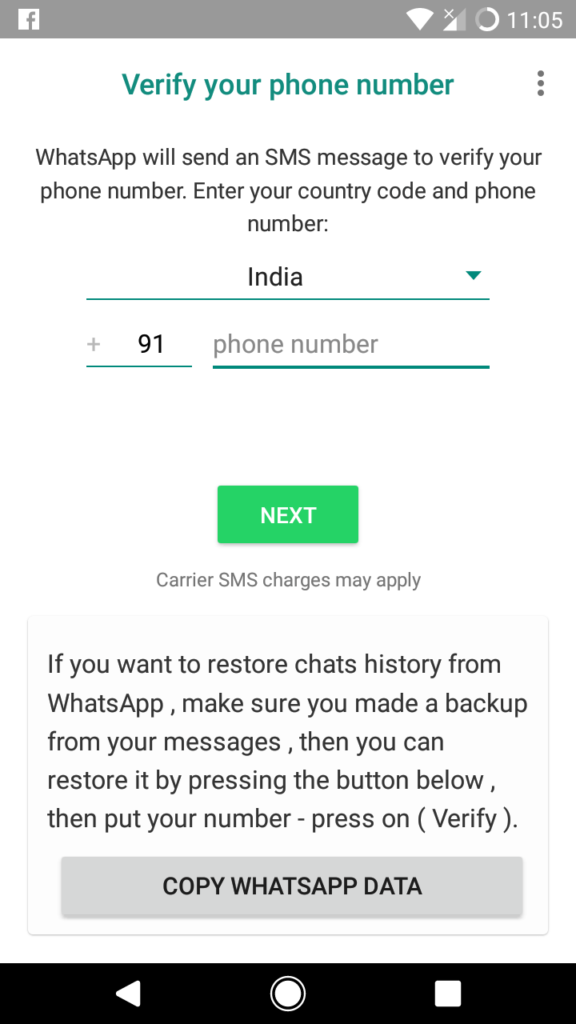GBWhatsApp Apk v7 99 (Anti Ban) Download Latest Version 2019