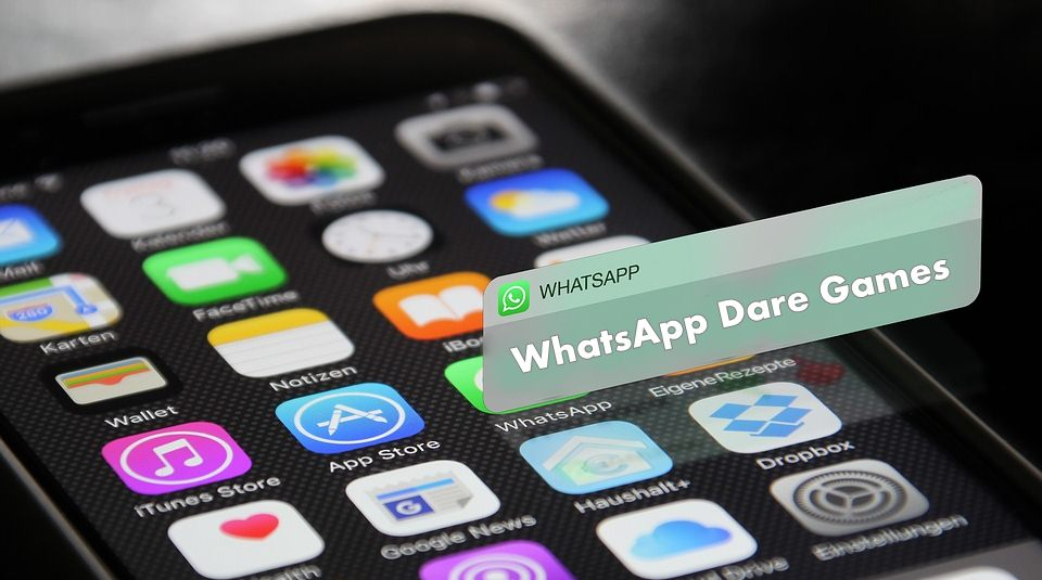 whatsapp dare games 2019