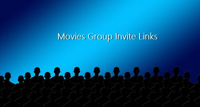 Movie Group Invite Links