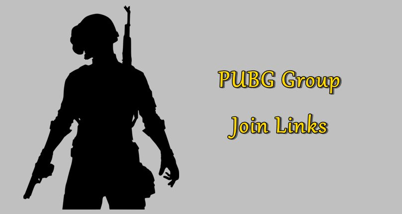pubg group join links