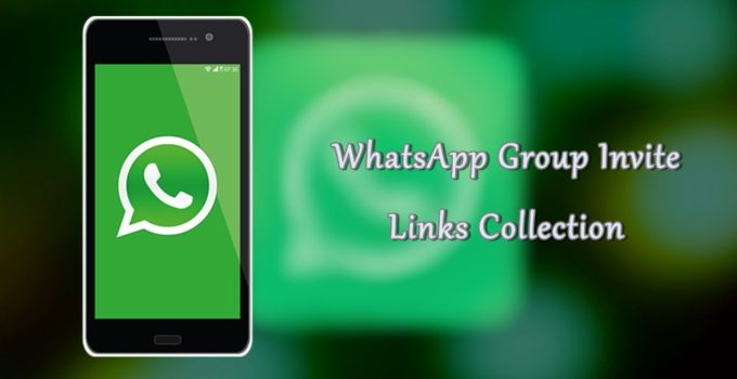 WhatsApp Group Invite Links 2019