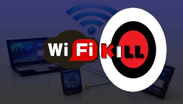 wifi kill for android
