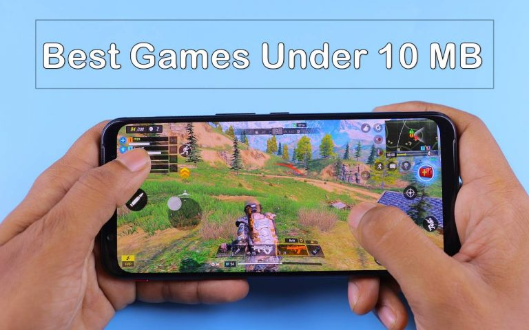 best games under 10 mb for android