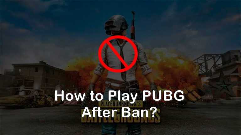 how to play pubg after ban